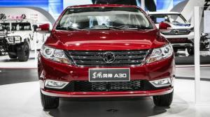 2015 Dongfeng Fengshen A30
