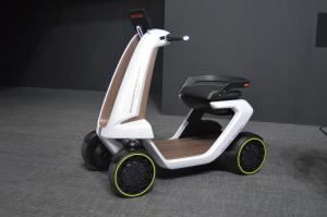 2015 Honda Wander Walker and Wander Stand