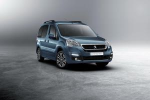 2017 Peugeot Partner Tepee Electric