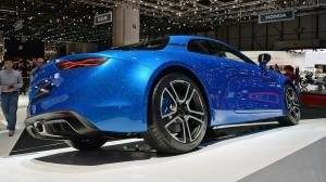 2017 Alpine A110 Premiere Edition