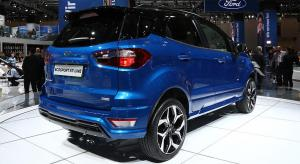 2017 Ford EcoSport ST-Line