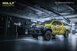 2017 Toyota Hilux Hilly Limited Edition by Carlex Design