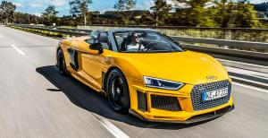 Audi R8 Spyder Street and Race Body Kits by ABT
