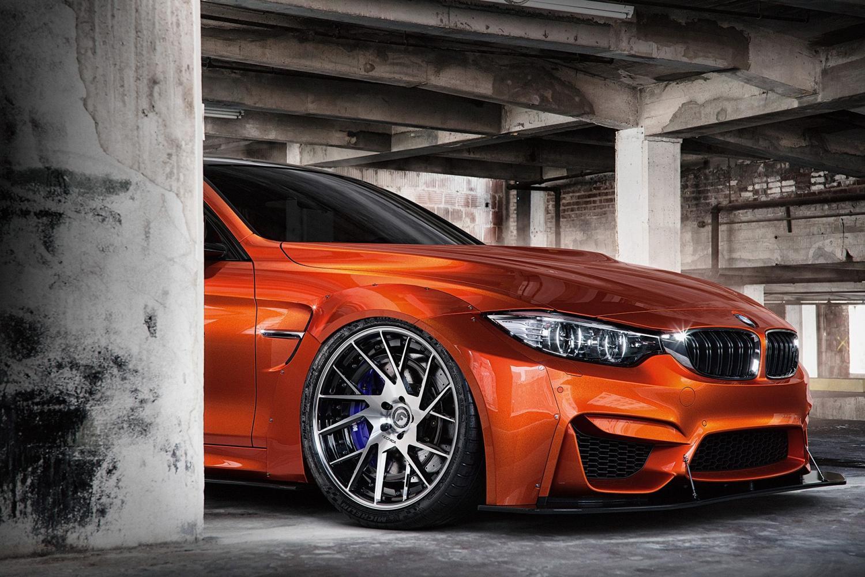 купе BMW M4 последнего поколения