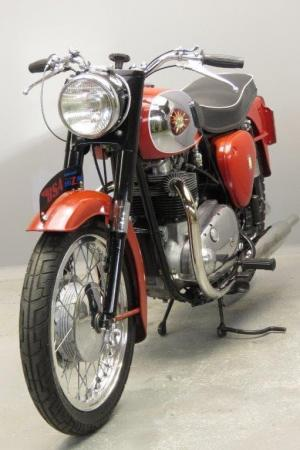 1961 BSA A10 Super Rocket