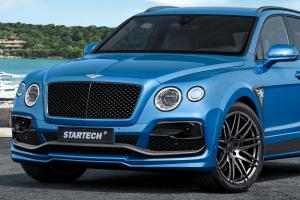 2018 Bentley Bentayga by Startech