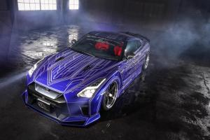 2018 Nissan GT-R by Kuhl Racing