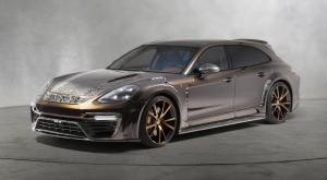 2018 Porsche Panamera Sport Turismo by Mansory