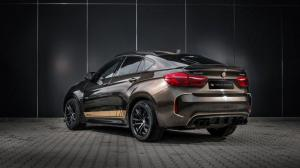 2018 BMW X6 M by Manhart & Carlex Design