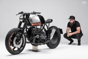 1992 BMW R80 RT by Vagabund Moto