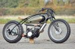 Valespeed Motorcycles: кастом Gas Gas 28 Days Later