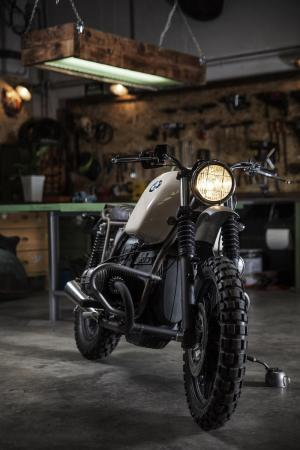 1977 BMW R100RS by Ufo Garage