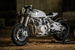 1973 Honda CB500 by Duke Motorcycles