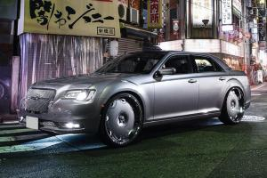 Forgiato 2018 Chrysler 300С on Forgiato Wheels (Fiore)