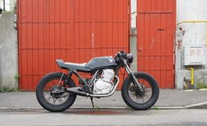1986 Honda XBR500 Ugly Duck by Bandisca