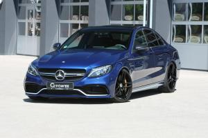 2018 Mercedes-AMG C63 S by G-Power