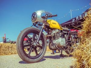 2018 Yamaha XS400 by Reier Motors