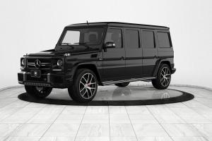 2018 Mercedes-AMG G63 by Inkas