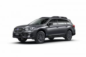 2018 Subaru Legacy Outback X-Break