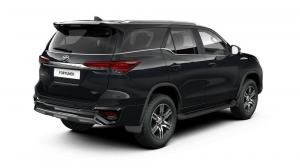 2018 Toyota Fortuner by TRD