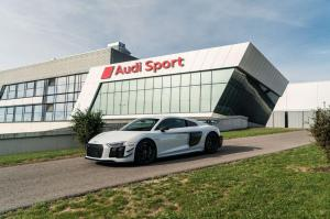 2018 Audi R8 V10 plus Coupe Competition Package