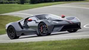 2018 Ford GT Carbon Series