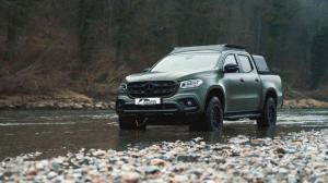 2018 Mercedes-Benz X-Class Hunter by Gruma