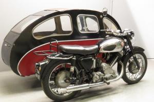 1956 Panther Model 100 with Busmar Astral