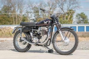 1961 Matchless G80 TCS Typhoon