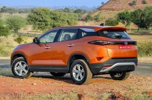 2018 Tata Harrier