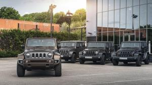 2018 Jeep Wrangler Unlimited Night Eagle by Project Kahn