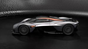 2019 Aston Martin Valkyrie AMR Track Performance Pack Ethanol Silver by Q