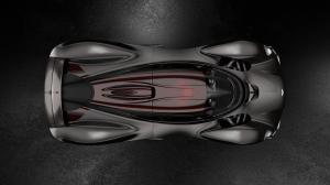 2019 Aston Martin Valkyrie AMR Track Performance Pack Liquid Petroleum by Q