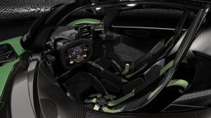 2019 Aston Martin Valkyrie AMR Track Performance Pack Slipstream Green by Q