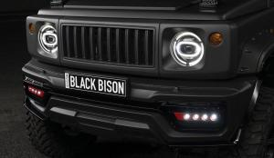2019 Suzuki Jimny Black Bison by Wald