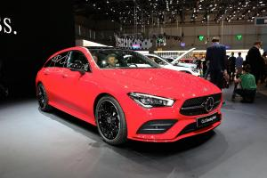 Shooting Brake – модификация Mercedes-Benz CLA