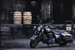 2019 Indian Springfield Dark Horse Jack Daniel's Limited Edition