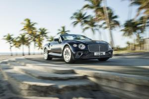 2019 Bentley Continental GT V8 Convertible