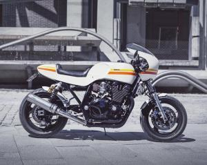 Yamaha XJR1300 by Wrench Kings 1999 года
