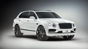 Bentley Bentayga V8 Design Series 2019 года