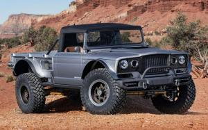 Jeep M-715 Five-Quarter 2019 года