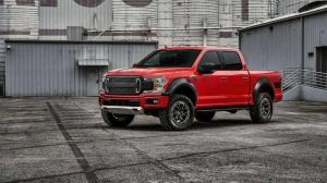 Ford F-150 XLT SuperCrew RTR by RTR Vehicles 2019 года