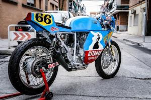 Mash TT40 Cafe Racer by XTR Pepo