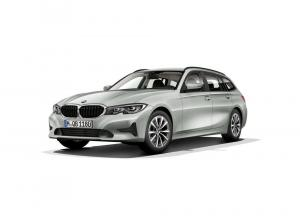 BMW 320i Touring Advantage 2019 года