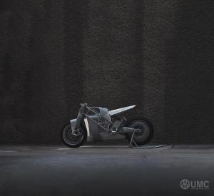 Zero SR/F by Untitled Motorcycles