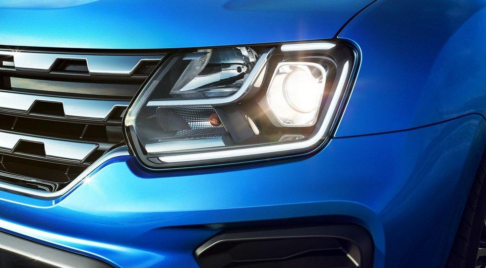 Renault Duster 2019 года