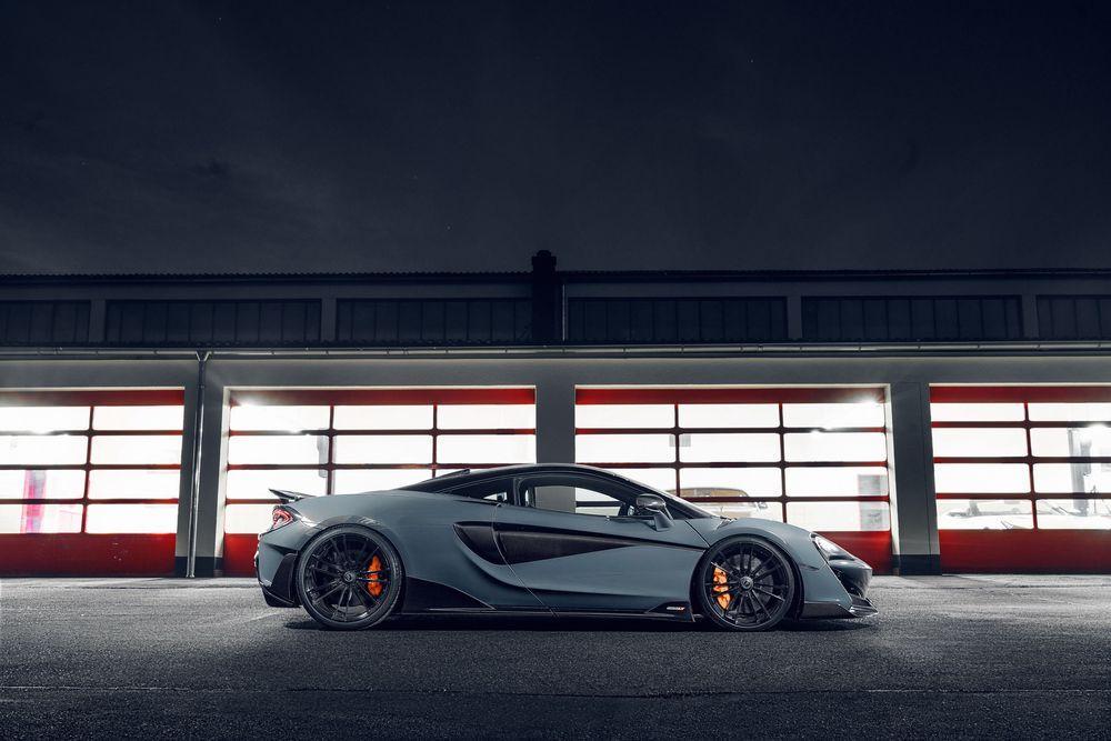 McLaren 600LT Coupe by Novitec Rosso
