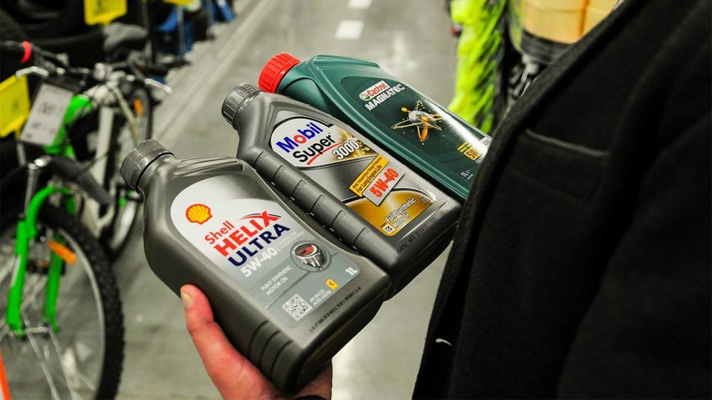 Все о моторных маслах. Виды масел и какое масло необходимо вашему автомобилю?