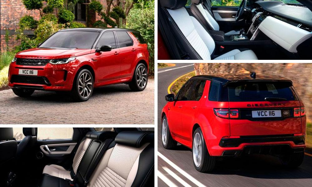 Land Rover Discovery Sport D180 HSE R-Dynamic (L550) 2019 года