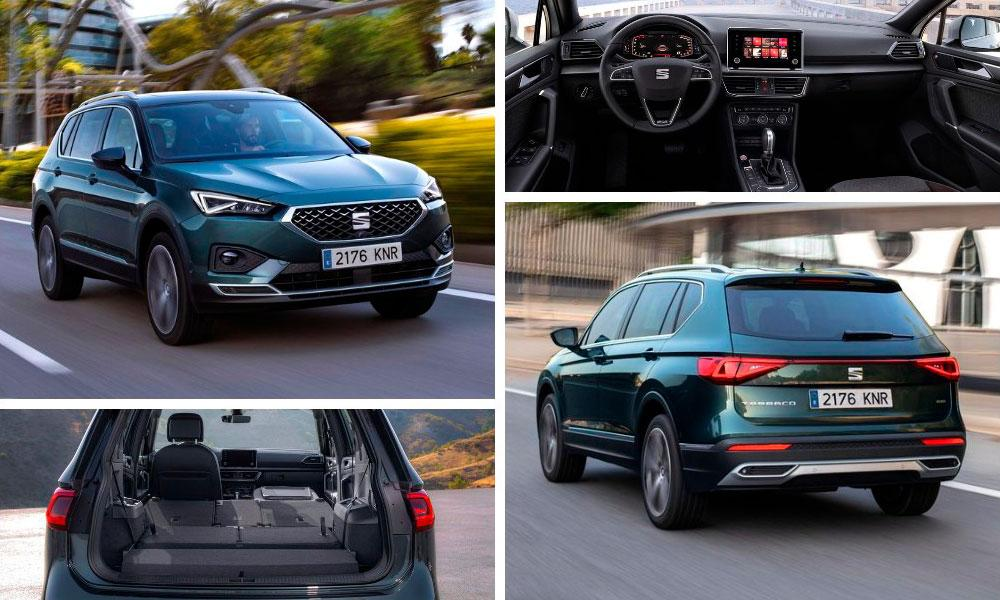 Seat Tarraco Xcellence 2019 года